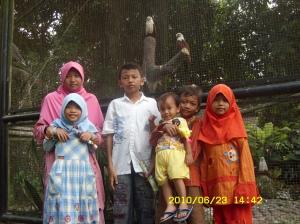 Anak-Anak di TMII