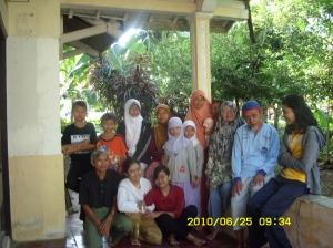 Keluarga Purwokerto